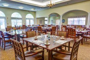 Laketown Village | Dining Hall