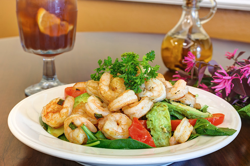 Laketown Village | Shrimp salad