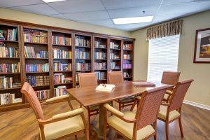 Laketown Village | Library