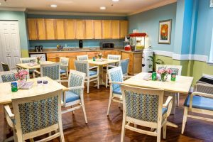 Magnolia Place of Roswell | Dining Hall