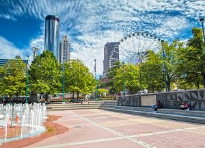 Magnolia Place of Roswell | Local photo of Olympic Centennial Park