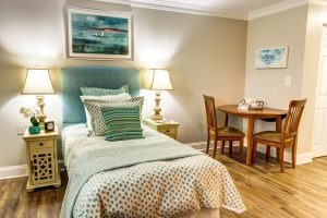 Magnolia Place of Roswell | Bedroom