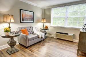 Magnolia Place of Roswell | Living Space