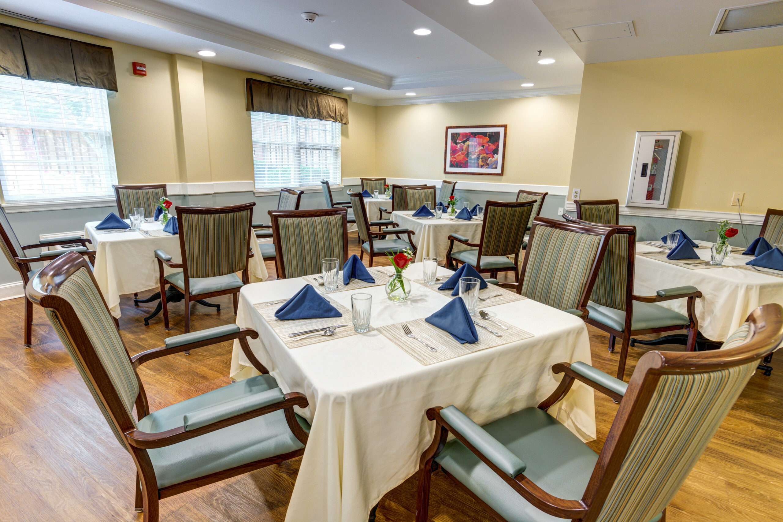 Magnolia Place of Roswell | Dining Room