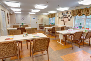Magnolia Place of Roswell | Activity Room