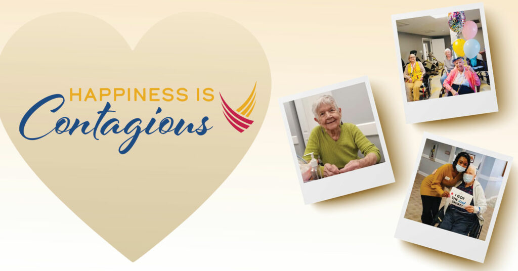 Magnolia Place of Roswell | Happiness is Contagious
