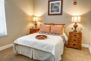 Parmer Woods at North Austin   Elder Apartment Bedroom