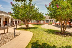 Parmer Woods at North Austin | Courtyard