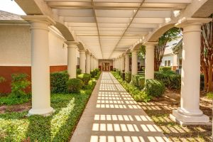 Parmer Woods at North Austin | Covered Walkway