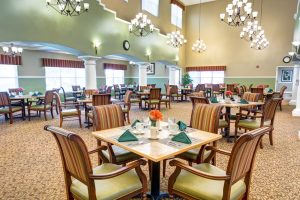 Parmer Woods at North Austin | Dining Hall