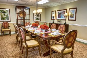 Parmer Woods at North Austin | Dining Room