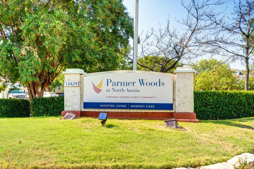 Parmer Woods at North Austin | Sign