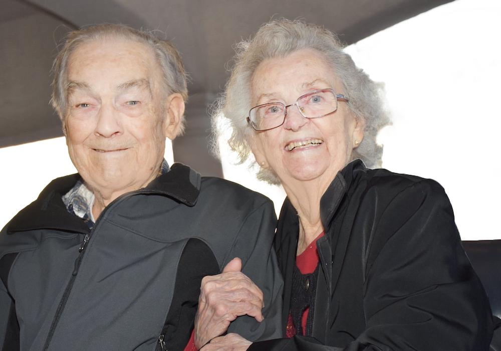 Elder Couple Parmer Woods at North Austin, Austin Texas