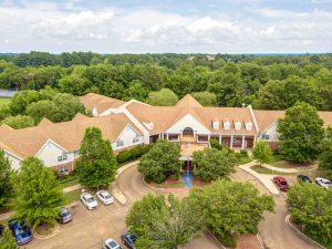 Ridgeland Place | Outdoor Aerial View