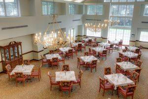 Ridgeland Place | Dining Hall