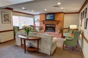 Ridgeland Place | Media Room