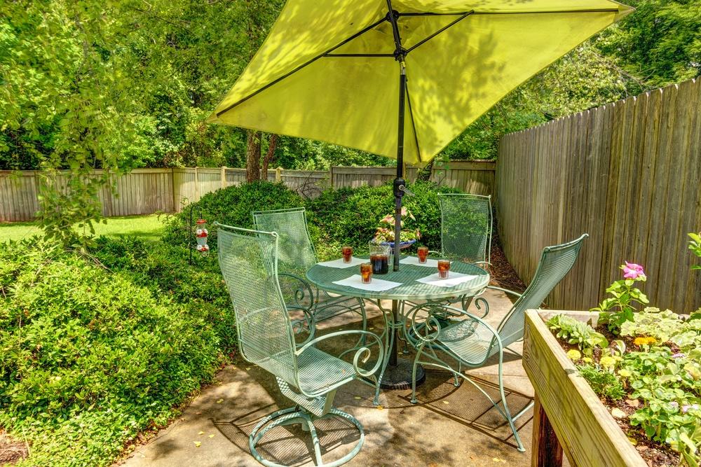 Ridgeland Place   Outdoor Patio