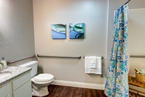 Ridgeland Place | Bathroom