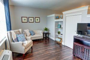 Ridgeland Place   Living Room