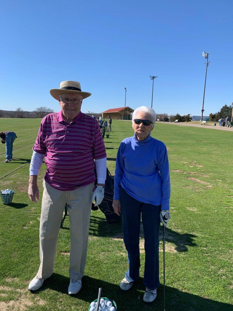 Ridgmar Place | Golf outing