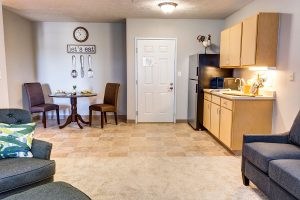 South Hill Village | Kitchen and Dining Room