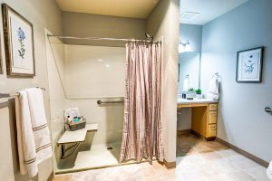 South Hill Village | Bathroom
