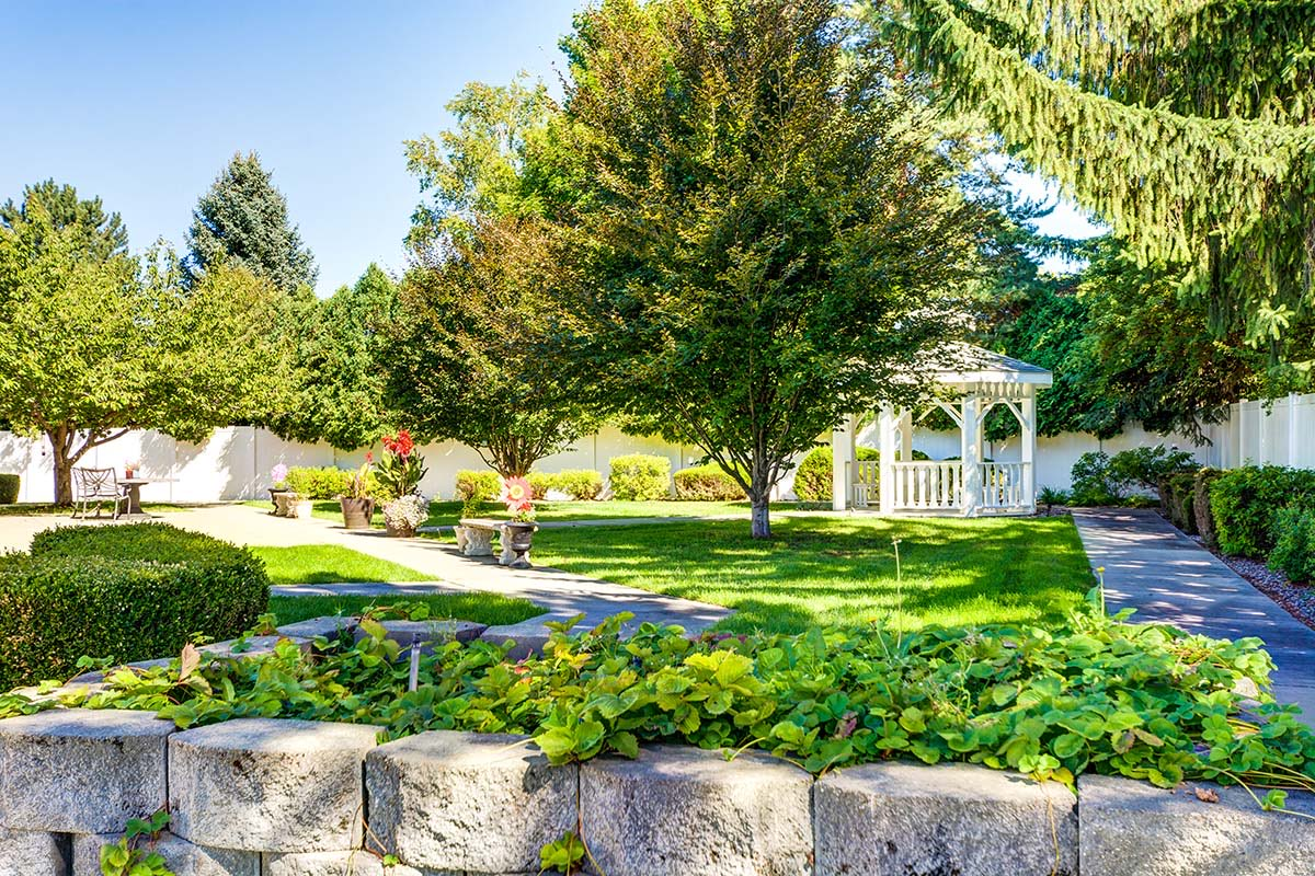 South Hill Village | Outdoor Space
