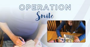 Operation Smile: sharing happiness with residents of Sun City West Assisted Living