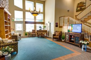 The Chateau at Gardnerville | Lobby