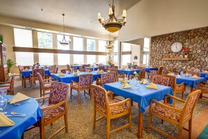 The Chateau at Gardnerville | Dining Hall
