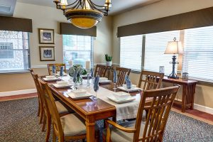 The Chateau at Gardnerville | Dining Room