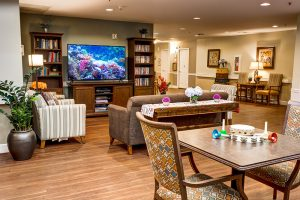 The Chateau at Gardnerville | Media Room