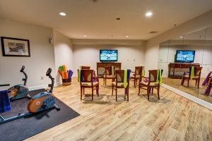 The Chateau at Gardnerville | Exercise Room