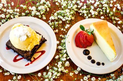 The Chateau at Gardnerville | Dessert plates
