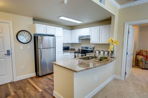 The Courtyards at Mountain View | Kitchen