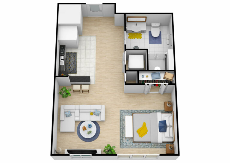 The Courtyards at Mountain View | Studio A Independent Living