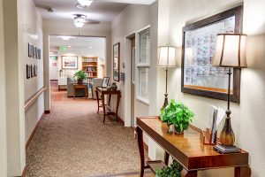 The Gardens at Marysville | Hallway