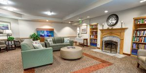 The Gardens at Marysville | Living Room