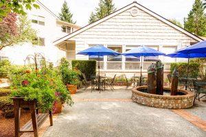 The Gardens at Marysville | Outdoor Patio