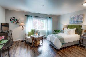 The Gardens at Marysville | Bedroom