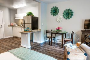The Gardens at Marysville | Kitchen and Dining Room