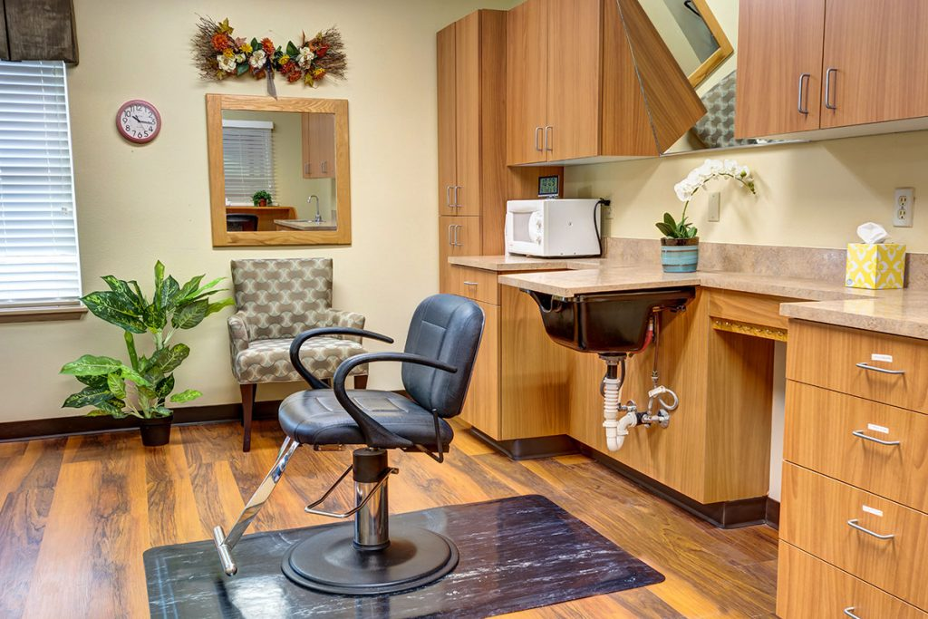 The Gardens at Marysville | Hair Salon