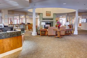 The Havens at Antelope Valley   Lobby