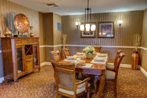 The Havens at Antelope Valley   Dining Room
