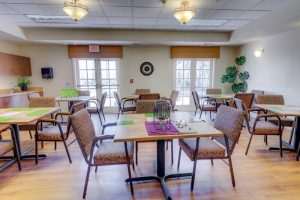 The Havens at Antelope Valley   Activity Room