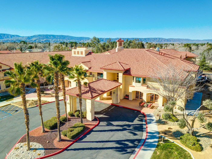 The Havens at Antelope Valley | Outdoor Aerial View