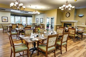The Oaks at Inglewood | Dining Hall