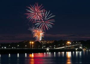 The Renaissance of Florence | Local fireworks