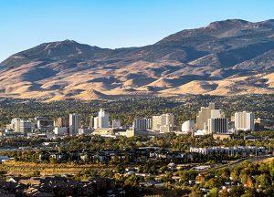 The Seasons of Reno | Local Reno skyline