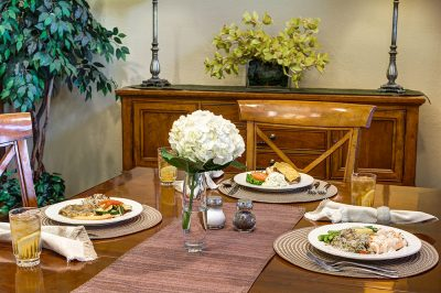 The Seasons of Reno | Dinner plates